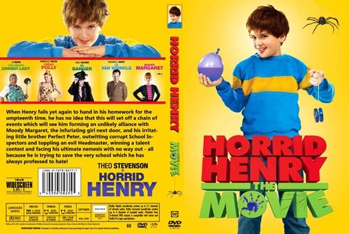 Horrid Henry The Movie Custom